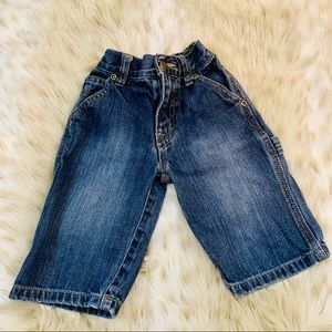 4/$20- The Children's Place Jeans Size 6-9M